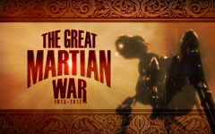 'The Great Martian War of 1913-1917' reimagines a chapter of history in a way that is exciting and even realistic.