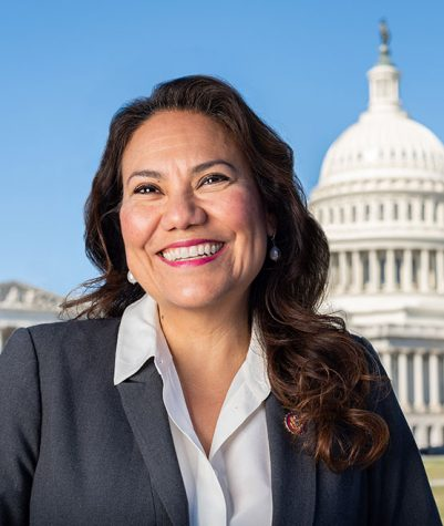 Congresswoman Veronica Escobar sat down with student journalists from EPISD. Editor Noorziyan Rabudi weighs in on what Escobar shared.