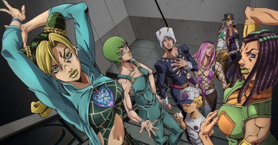 The popular fantasy action-packed anime JoJos Bizarre Adventure returns for the sixth installment in the series, a return that fans have been anticipating since the end of Part 5 in 2019.