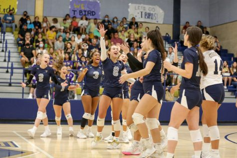 Coronados varsity team leads victory after victory, gaining district wins.